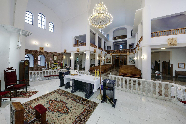 Rzymskokatolicka parafia diecezji sosnowieckiej